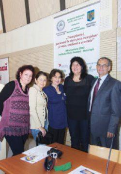 CONFERINȚĂ ATR: De la aflarea bolii până la transplant
