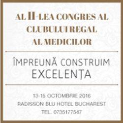 """Clubul Regal al Medicilor: """"Împreună construim Excelența"""""""