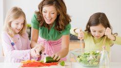 Educația nutrițională trebuie să înceapă de la vârste mici