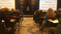 Colegiul Medicilor din România a sărbătorit 20 de ani de la înființare