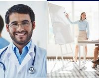 """""""Comunicare în sectorul medical"""" și """"Public Speaking"""" la SNSPA"""