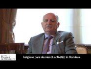 Interviu ES Thomas Baekelandt, ambasadorul Regatului Belgiei la Bucuresti