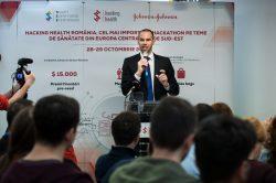 Inovația medicală, premiată la Hacking Health Hackathon