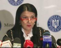 Sorina Pintea: cresteri salariale intre 70 si 170 la suta in Sanatate