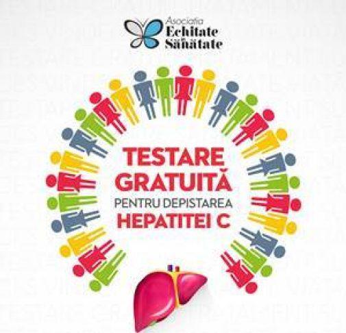 Rezultatele campaniei de depistare a hepatitei C, derulată de Asociația Echitate în Sănătate