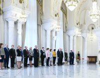 Unități medicale decorate de președintele Klaus Iohannis