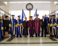 Prof. univ. dr. A. V. Ciurea – Doctor Honoris Causa al Universității din Pitești