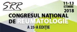 Al XXV- lea Congres Naţional de Reumatologie