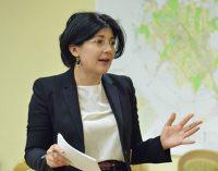 Silvia Radu, noul ministru al Sănătății la Chișinău