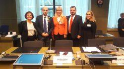 Au început lucrările în cadrul deținerii de către România a mandatului Președintiei Consiliului Uniunii Europene