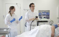 """""""Corelații anatomopatologice și clinice în gastroenterologie"""" – primul curs"""