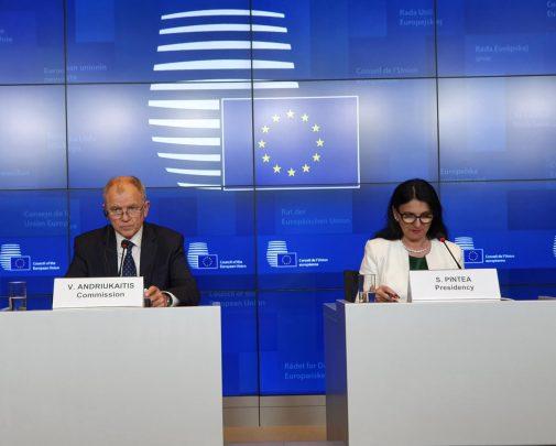 România a predat Finlandei Președinția Consiliului UE pe componenta Sănătate