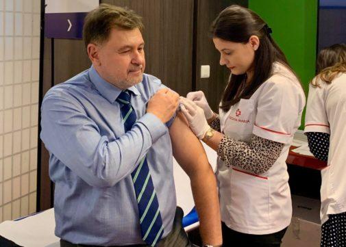 """Prof. Alexandru Rafila: """"Vaccinarea trebuie încurajată pe toate căile"""""""