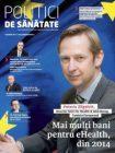 A apărut numărul din septembrie al revistei Politici de Sănătate!