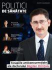 A apărut numărul din octombrie al revistei Politici de Sănătate!