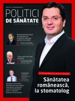 Vă invităm să citiţi ediţia de aprilie a revistei Politici de Sănătate!