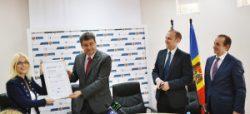 Agenția Medicamentului și Dispozitivelor Medicale din Republica Moldova a fost certificată conform standardului ISO 9001:2008