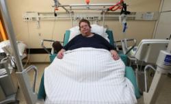 Coridoare mai largi și paturi mai mari pentru pacienții obezi