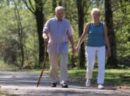 Mersul pe jos ține sânul sănătos