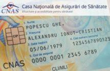 Cardul naţional va ajunge la asiguraţi din 19 septembrie