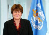 Dr. Zsuzsanna Jakab, director regional OMS pentru Europa pentru alți 5 ani