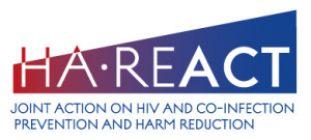 Inițiativă europeană pentru eliminarea infecțiilor în rândul consumatorilor de droguri injectabile