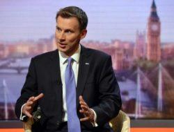 Jeremy Hunt: Greșelile din sistemul sanitar britanic trebuie recunoscute și rezolvate