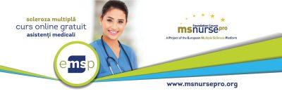 MS Nurse PROfessional – curs scleroză multiplă pentru asistenți medicali