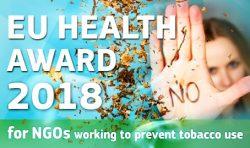 """ONG-urile nominalizate la premiul """"UE pentru sănătate"""""""