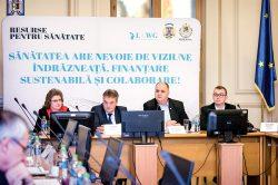 Carta Albă a Inovației în Sănătate – Soluții pentru creșterea finanțării și accesul la inovație al pacienților din România
