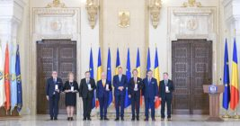 Medici români, decorați de Ziua Națională
