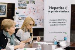 Hepatita C se poate vindeca! Campanie de testare gratuită pentru depistarea virusului hepatitic C în Botoșani