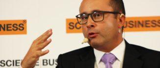 Cristian Bușoi, noul președinte al Comisiei pentru Industrie, Cercetare și Energie din Parlamentul European
