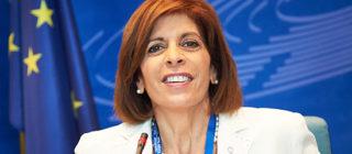"""Stella Kyriakides: """"Capacitatea de a efectua teste la scară largă, esențială pentru încetinirea pandemiei!"""""""