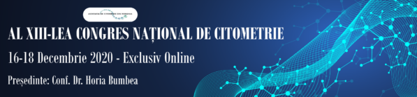 Al XIII-lea Congres Național de Citometrie, online