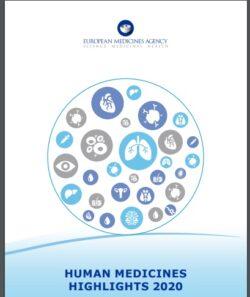 Raport EMA:  autorizarea și monitorizarea siguranței medicamentelor de uz uman în anul 2020