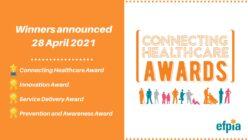 """Premiile EFPIA 2021 """"Connecting Healthcare"""""""