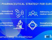 Politica farmaceutică a UE rămâne în serviciul sănătății publice