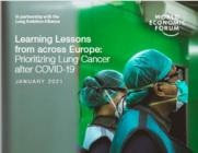 Raport: Cancerul pulmonar după COVID-19