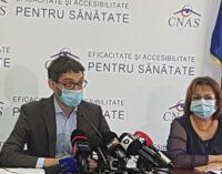 Măsuri comune MS și CNAS pentru întoarcerea pacienților non- COVID în spitale