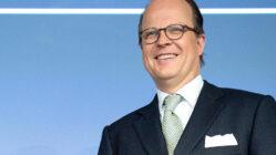 Hubertus von Baumbach, noul președinte EFPIA