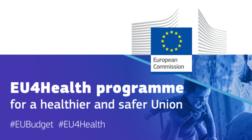 EU4Health 2022 – Consultarea părților interesate cu privire la priorități, strategie și nevoi