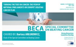 Reuniune BECA: punctul de vedere al parlamentelor naționale cu privire la Planul european de combatere a cancerului