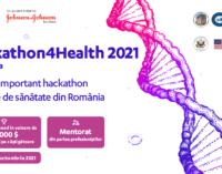 Înscrierile la Hackathon4Health 2021, până pe 20 octombrie