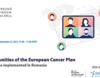 Oportunități ale Planului European de Combatere a Cancerului ce pot fi implementate în România